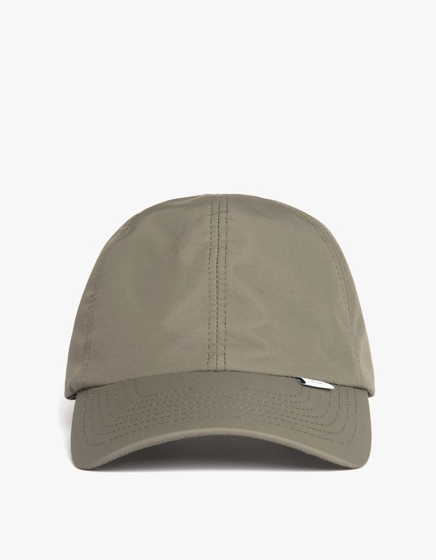 3 Layer 6-Panel Cap - Olive