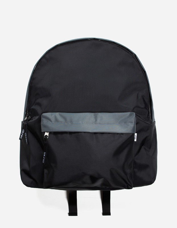 2 Tone Daypack - Black/Grey
