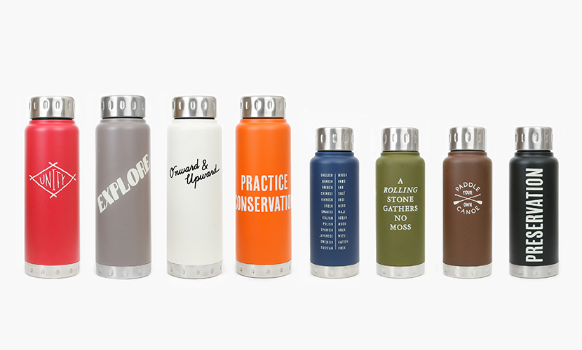 아이졸라(IZOLA) A Rolling Stone Bottle, 10oz. (300ml)